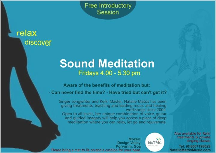 Mosaic Sound Meditation 3.